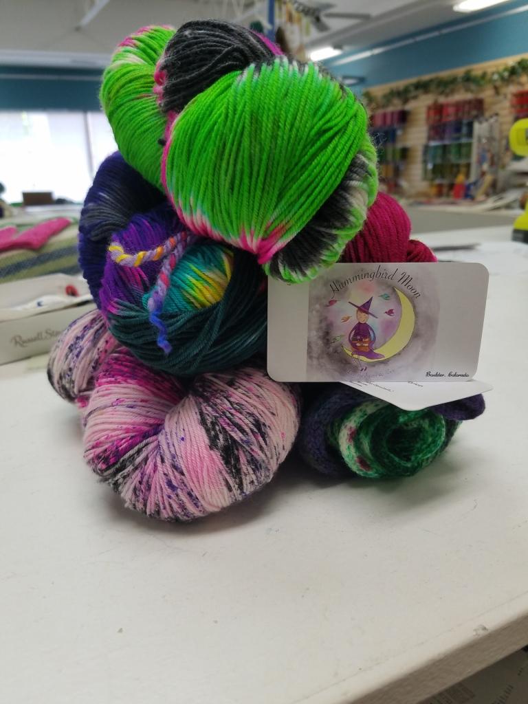 yarn spoils