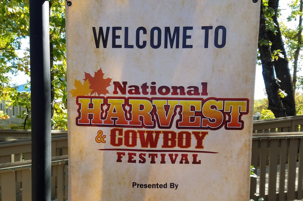 Silver Dollar City Naitonal Harvest and Cowboy Festival
