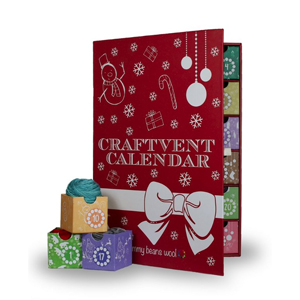 Jimmy Bean Wool Crafvent Calendar