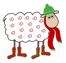 Loopy Ewe Twelve 12 Days of Indie Christmas