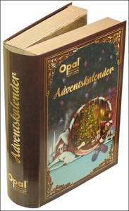 Opal Sock Yarn Advent Calendar