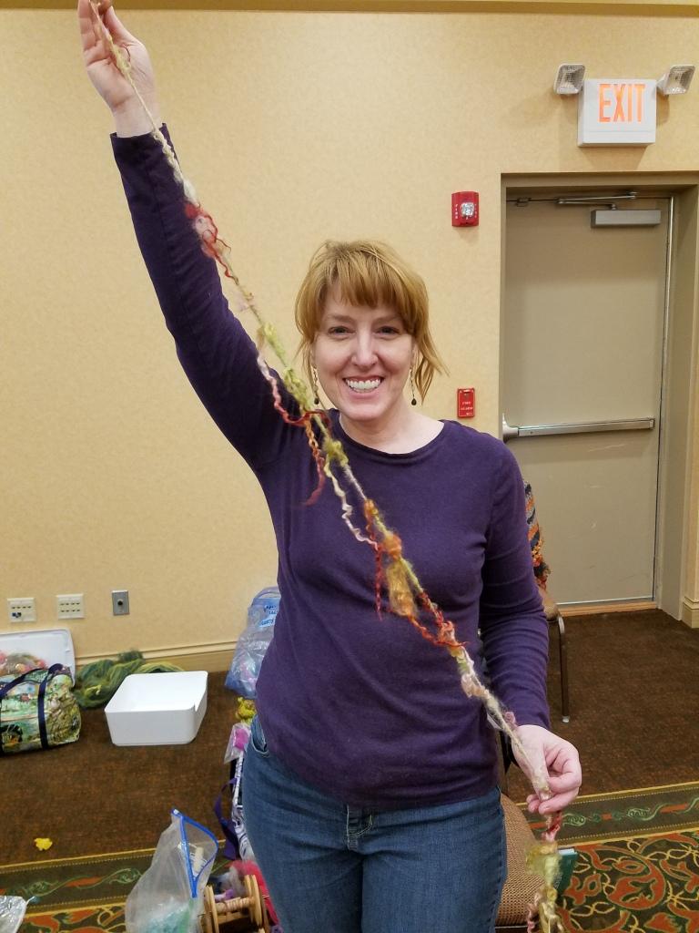 tailspun yarn