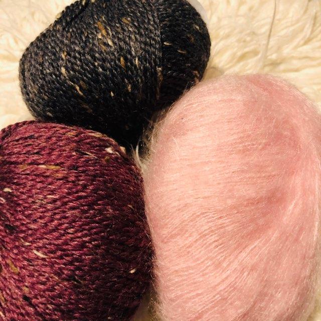knit picks tweed yarn