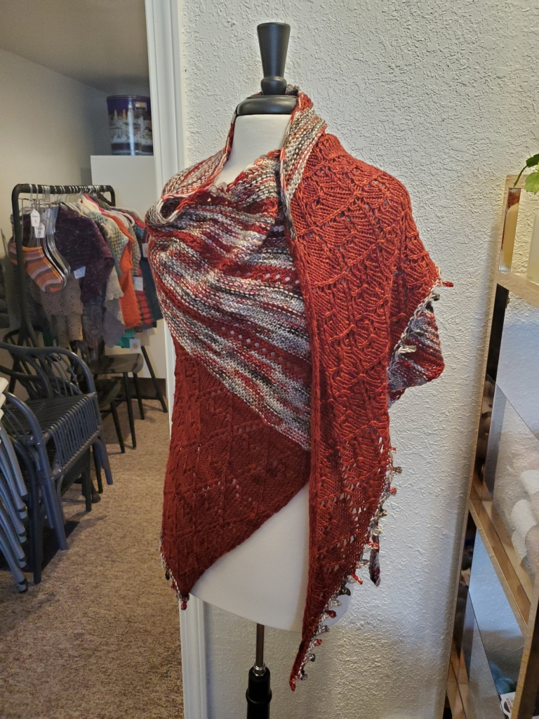 Finding Home Shawl
