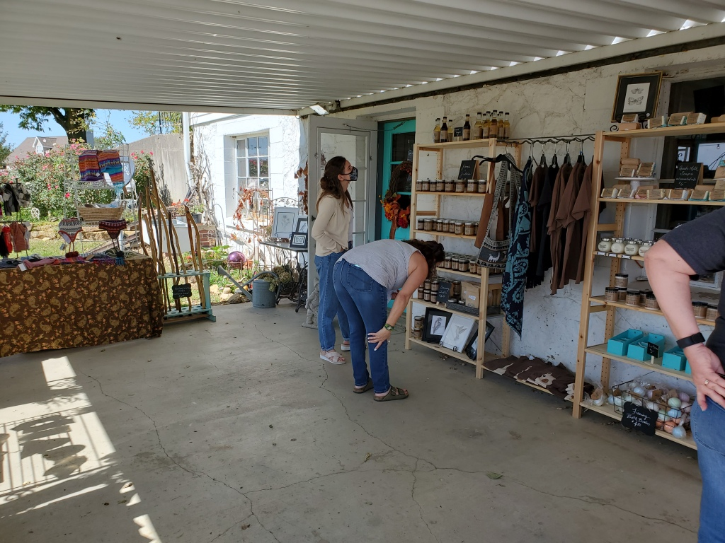 Farm shop wares