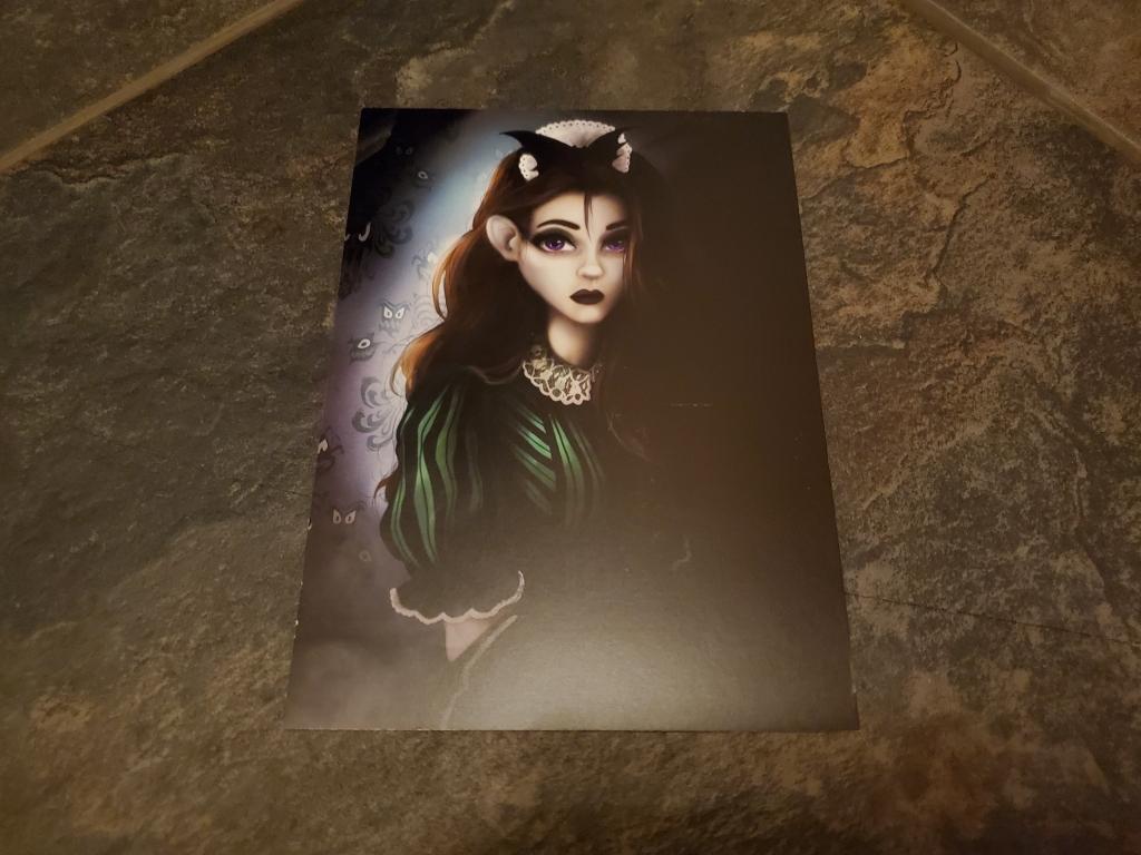 haunted mansion maid fan art